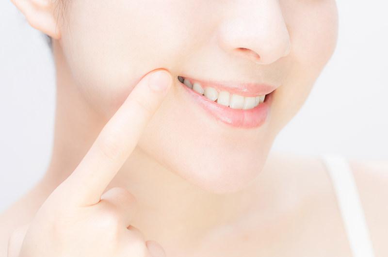 歯並びの美しさで笑顔が変わる
