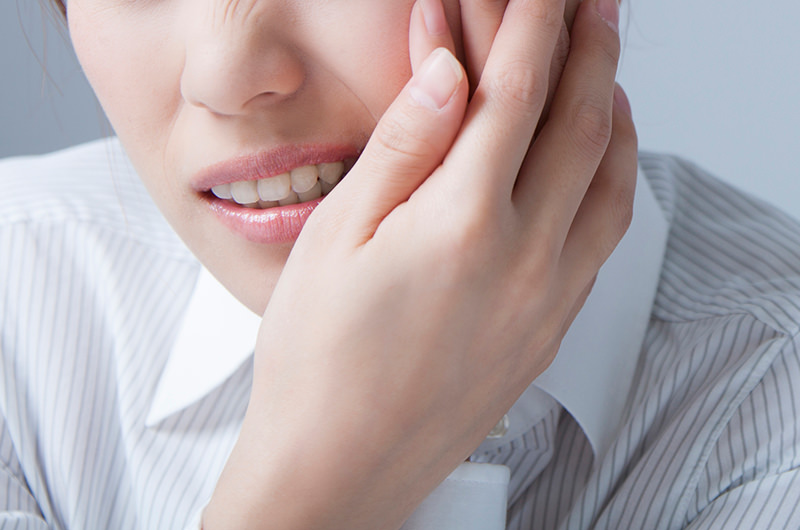 できるだけ歯を削らないむし歯治療